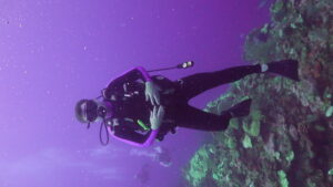 Attorney Stephen Farkas Scuba Diving